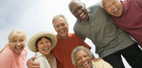 Medical News Today: Laughter May Boost Physical Activity, Mental Health for Seniors